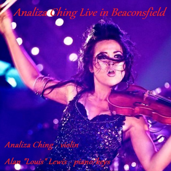 image of Analiza Ching live album
