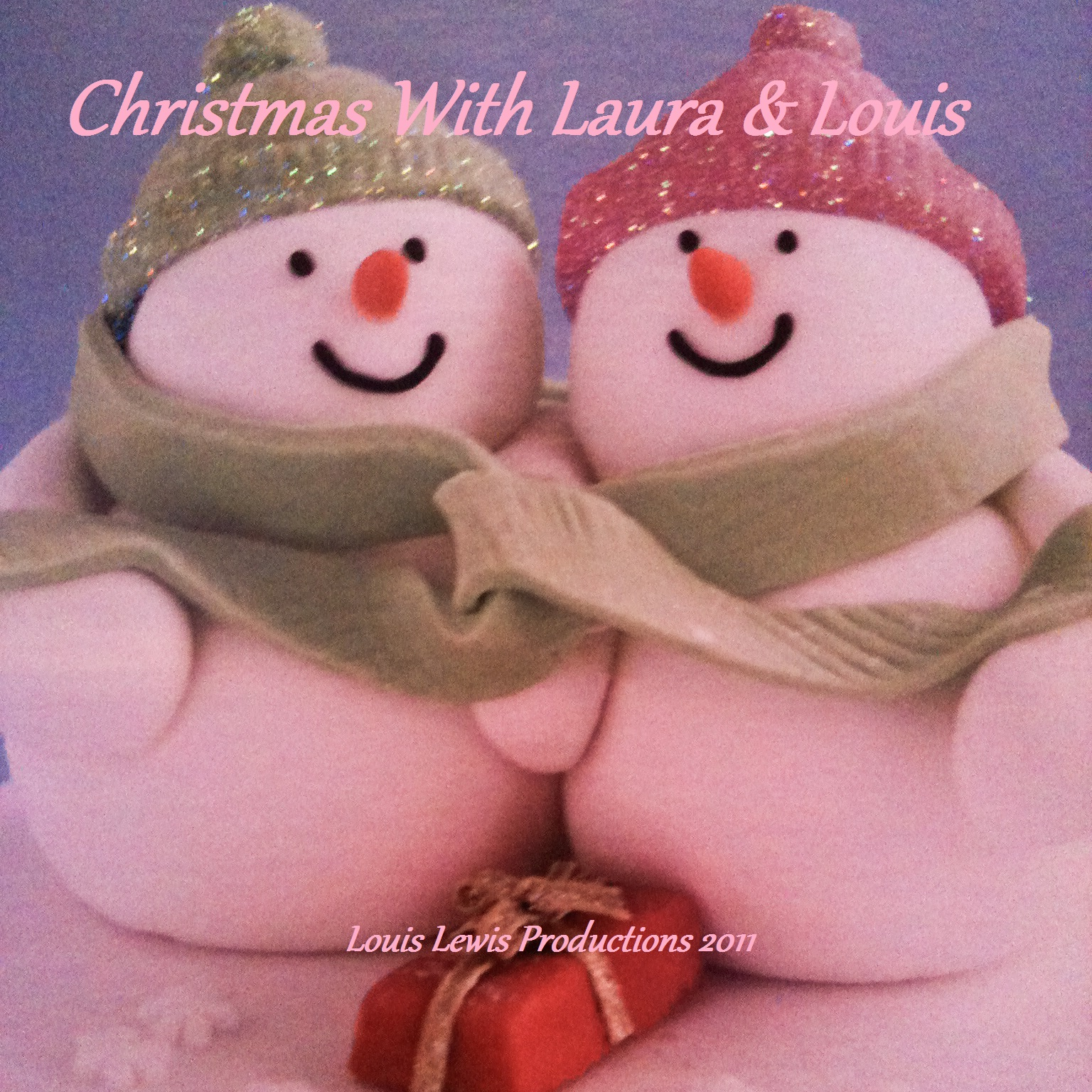 image of Christmas With Laura & Louis album