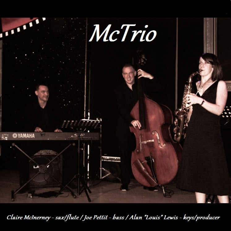 image of McTrio demo album