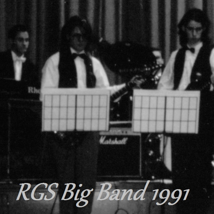 RGS Big Band 1991 album image