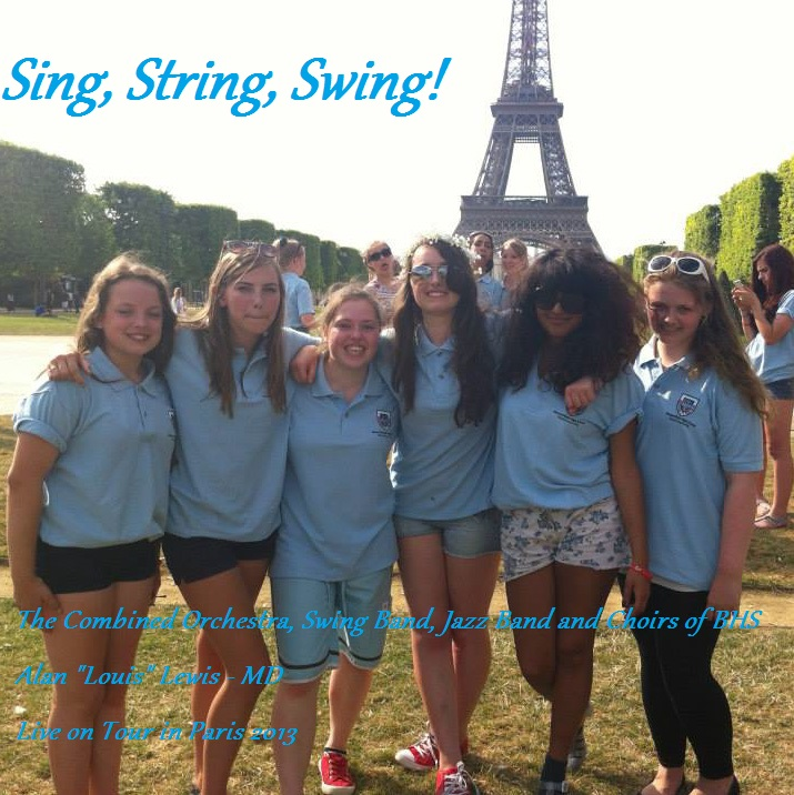 image of Sing String Swing Paris album