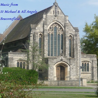 image of St Michael & All Angels Choir compilation album